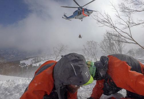 helikopter redding