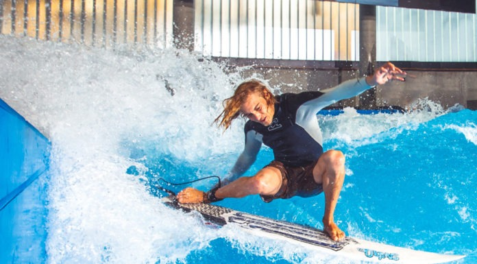 indoor surfen