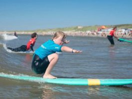 surf project verkiezing