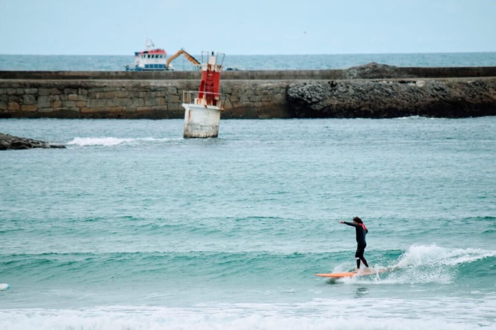 San vicente surf