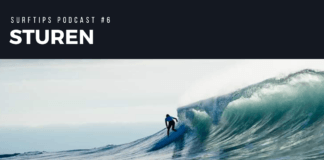 surfboard sturen podcast surftips