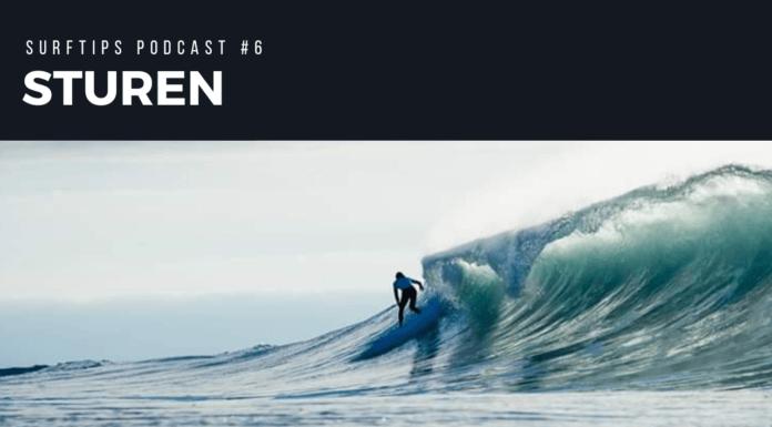 surfboard sturen podcast surftips