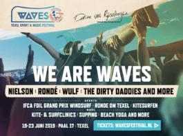 waves festival texel