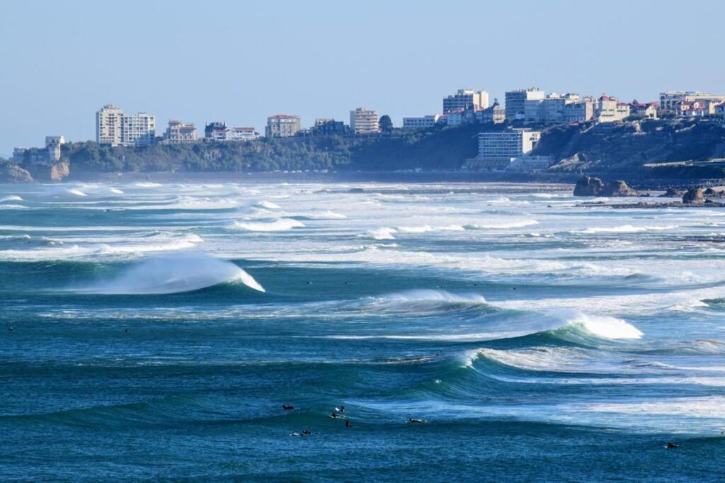 biarritz surfcity trip