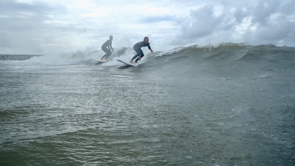 surfweer scheveningen september