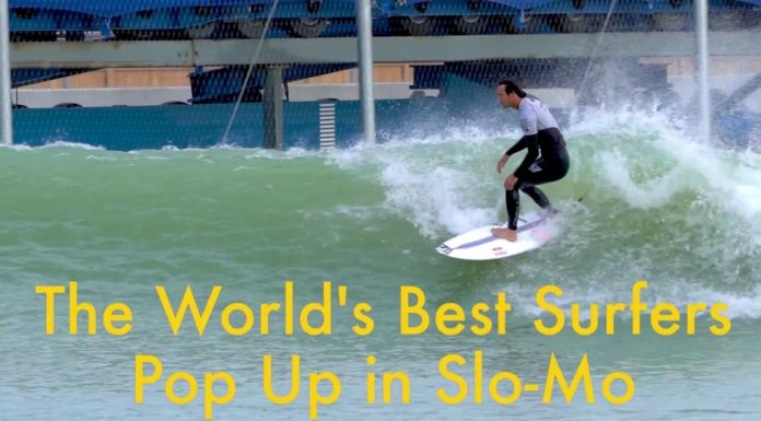 pop up surf