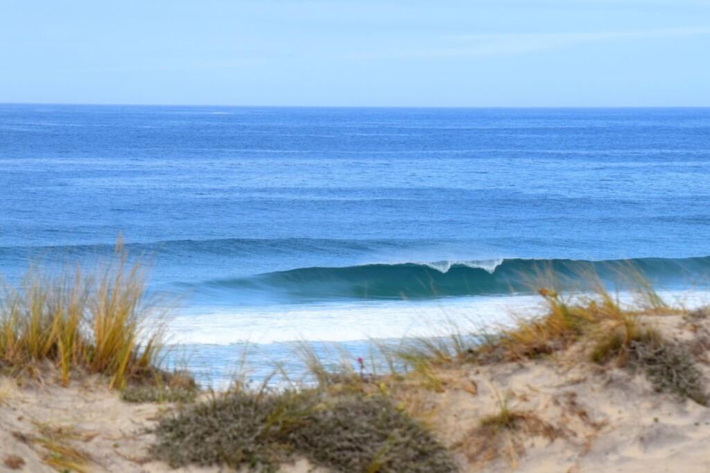surf spot galicie