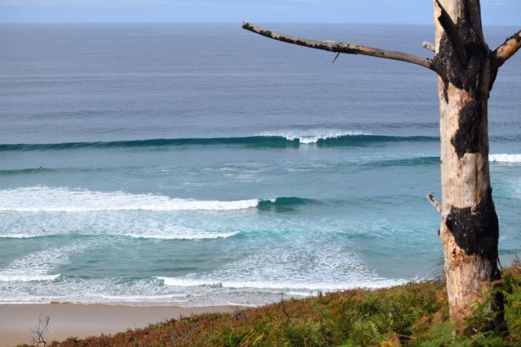 surfen galicie