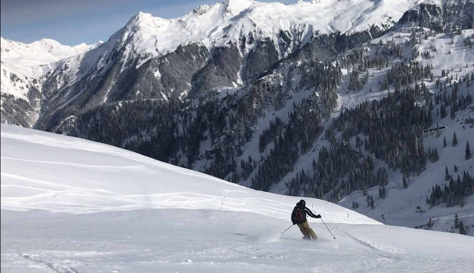 skien montafon