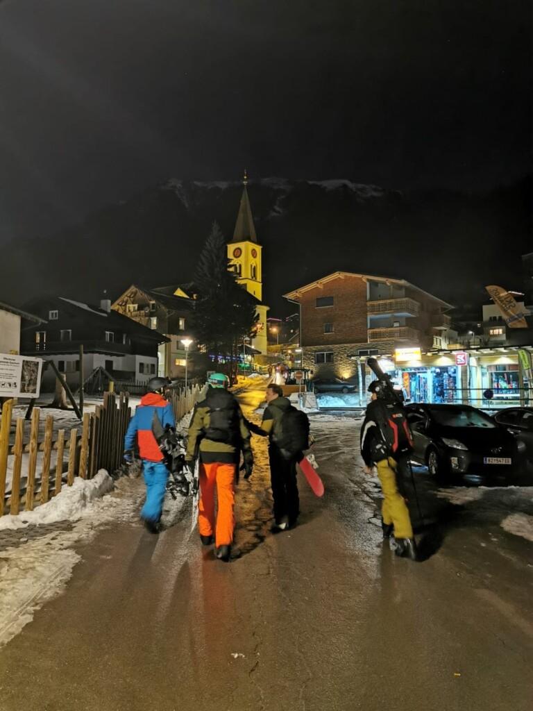 apres ski montafon