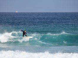 surfen en fulltime baan