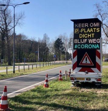 stranden afgesloten in nederland