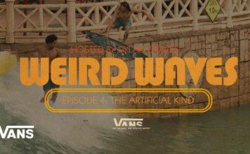weird waves wavepools