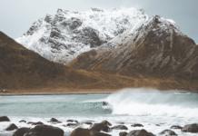surf lofoten