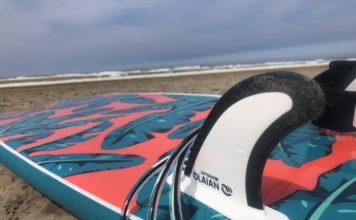olaian 7'8 surfboard