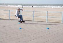 surf skate les