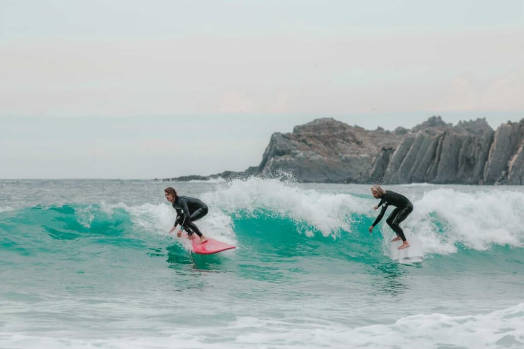 leren surfen mojosurf