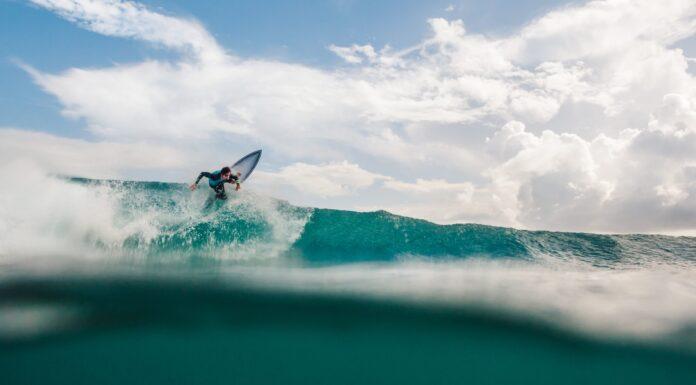 intermediate naar advanced surfer