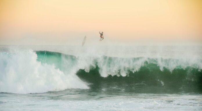 surfblessures