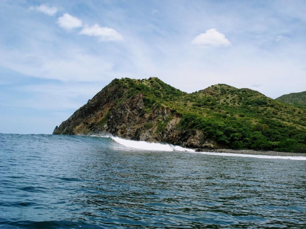 Ollies Point Costa Rica surf spot