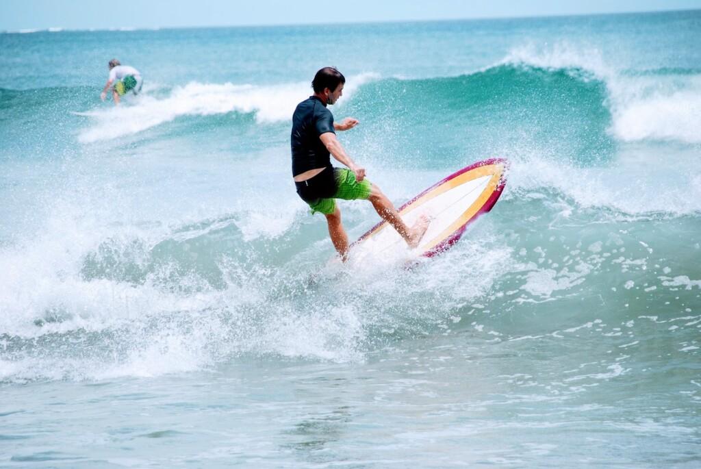 costa rica surfspot playa grande