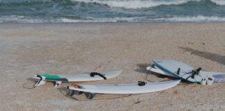 surfboard gestolen