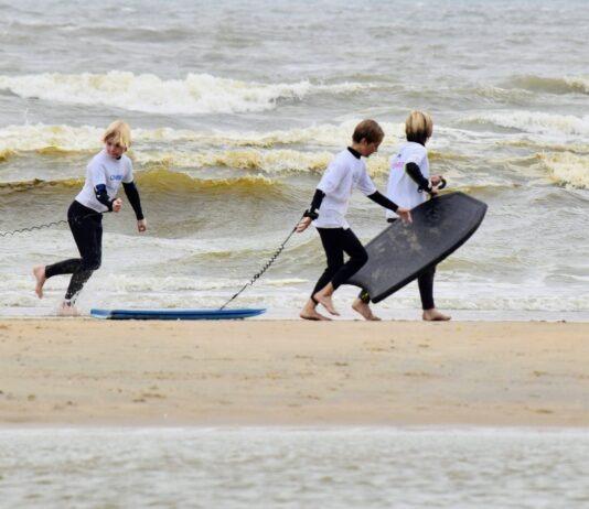 surfkamp voor kinderen