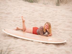 Ruth curms surfplank